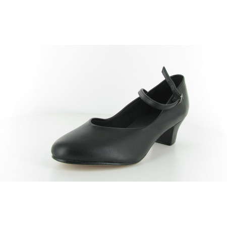 Geschlossenen Gesellschaftstanz Schuhe, Glatte Ledersohle