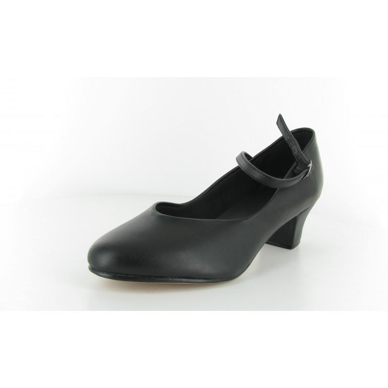 Chaussures de danse de salon ferm es avec semelle en cuir danse boutique - Chaussures de danses de salon ...