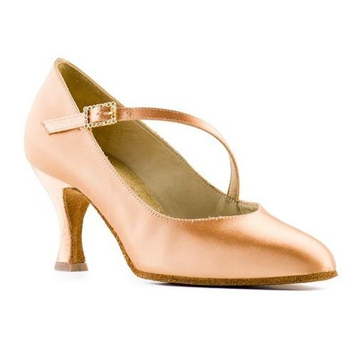 Chaussures de danse standard à bride pour femmes de la marque Paoul.