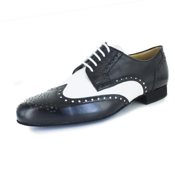 Chaussures de danse hommes de chez Werner Kern. Modèle 28023. Talon : 2cm.