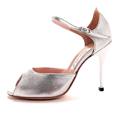 Chaussures de Danse de Tango Comme il Faut
