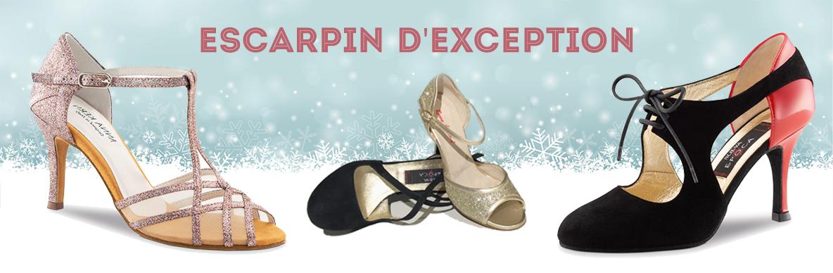 Les plus belles chaussures de Tango et de Salsa des marques Nueva Epoca et Rosso Latino