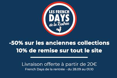 French Days  Danse Boutique sur les chaussures et vêtements de danse