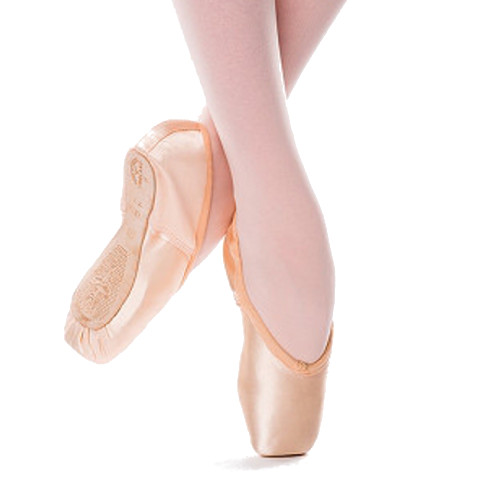Chaussons Pointes de Danse Classique pour tous niveaux (débutants - intermédiaires - confirmés et avancés) de la marque Freed of London. Modèle Classic - Classic Pro - Studio Opéra
