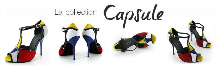 Collection Capsule Chaussures de Salsa et Tango