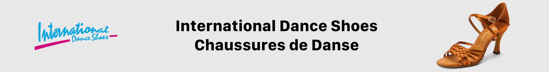 916556f99 Chaussures de danse sportive de la marque anglaise International ...