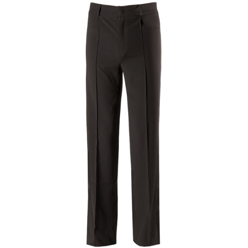 Pantalon de danse sportive pour hommes ou pour enfants (garçons) de la marque Intermezzo. Couleur Noir avec Pinces.