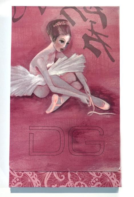 Cadeau original de danse de la marque DanceGallery, Ritmo di Vita
