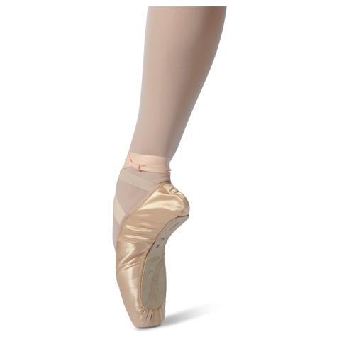 Pointes de danse classique. Modèle intermédiaire Pulsion.
