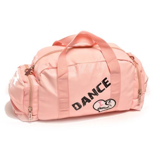 Sacs de danse de la marque Dansez-Vous (anciennement Dttrol). Nombreuses poches de rangement, très pratique. Coloris Rose.