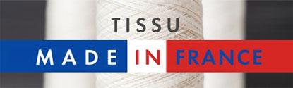 La viscose végétale de TempsDanse est fabriquée en France