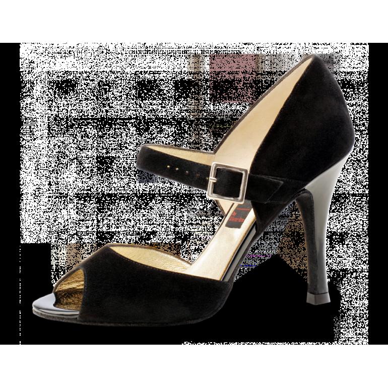 prix le moins cher à bas prix Royaume-Uni Chaussure de tango avec semelle cuir lisse Maite Nueva Epoca