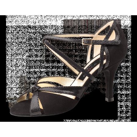 Sienna Nueva Epoca - Chaussure de danse mixte avec semelle cuir pour l'extérieur