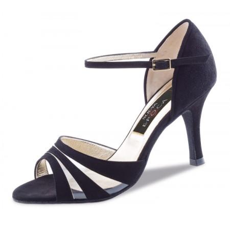 Benita Nueva Epoca - Chaussure de danse daim noir