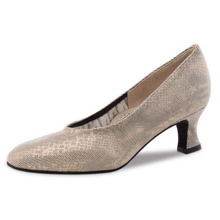 Laura Werner Kern - Chaussures de danse pour femmes en shark antik