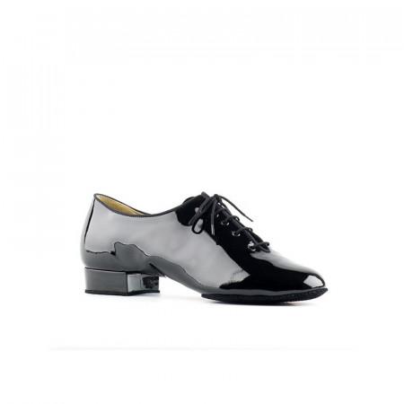2051 Paoul - Chaussure de danse en cuir vernis