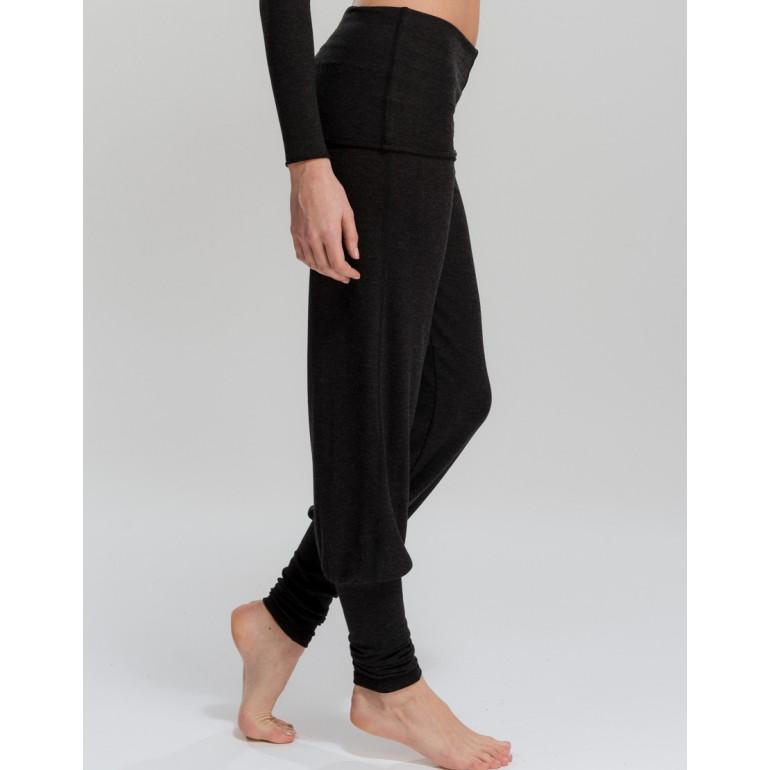 Pantalon de danse, yoga en coloris anthracite - Ecrin - TempsDanse
