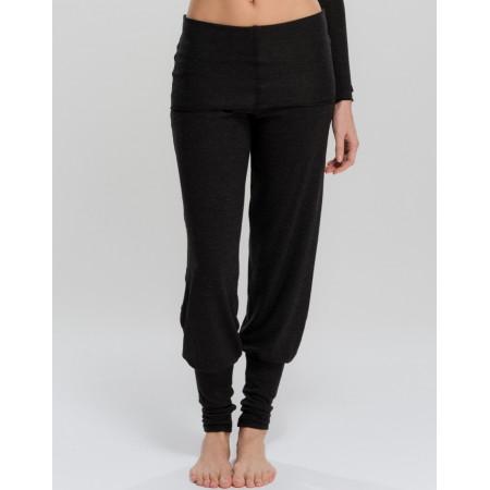 Pantalon de danse, yoga, fitness en coloris anthracite - Ecrin - TempsDanse
