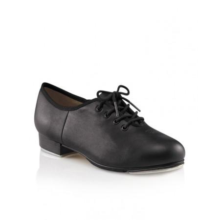 Chaussures de danse de claquette en cuir noir - Tele Tone Xtreme - Capezio