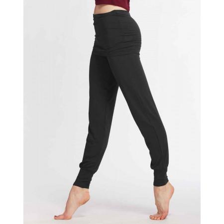 Pantalon à ceinture à rabat en viscose - Alto - TempsDanse