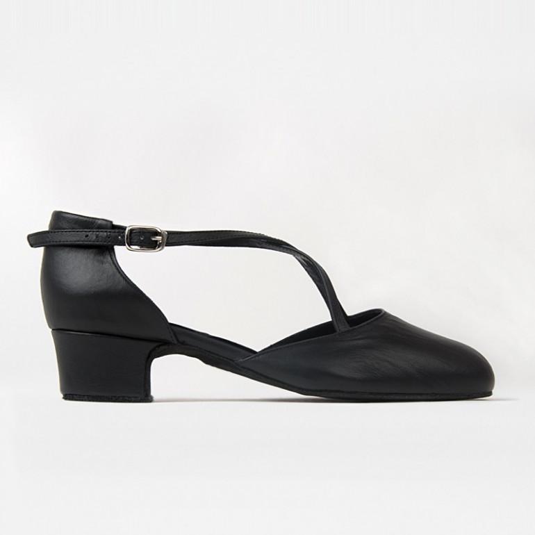 Chaussure de danse noire Broadway de la marque Rumpf