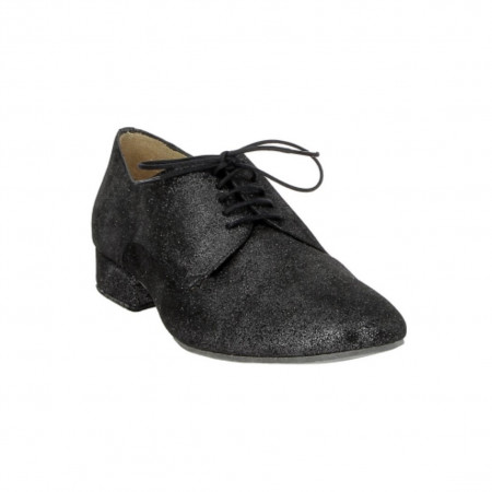 Zephir - Chaussures de danse de salon en cuir pailleté pour hommes - Merlet