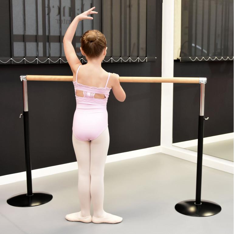 Barre de danse individuelle
