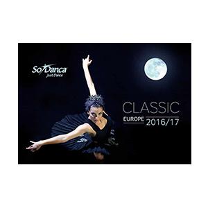 catalogue SoDanca Classique 2016