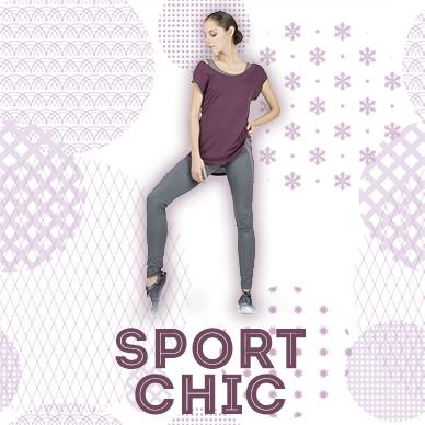 Une sélection de vêtements de sport, Fitness et Yoga inspirée par la danse